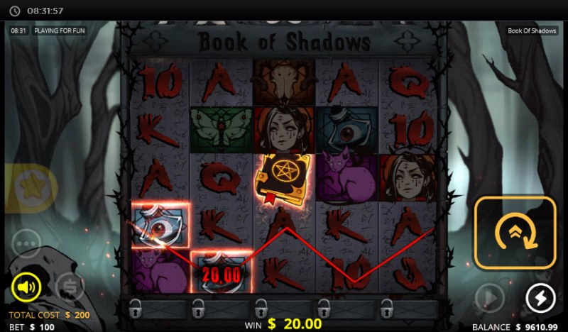 Book of Shadows :: Three of a kind