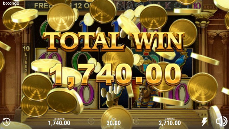Book of Sun Multi Chance :: Total Free Spins Payout