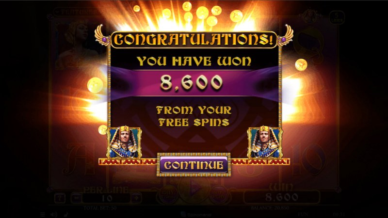 Book of Tribes Reloaded :: Total Feature Payout
