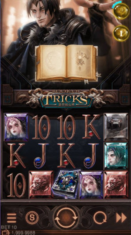 Book of Tricks :: Main Game Board