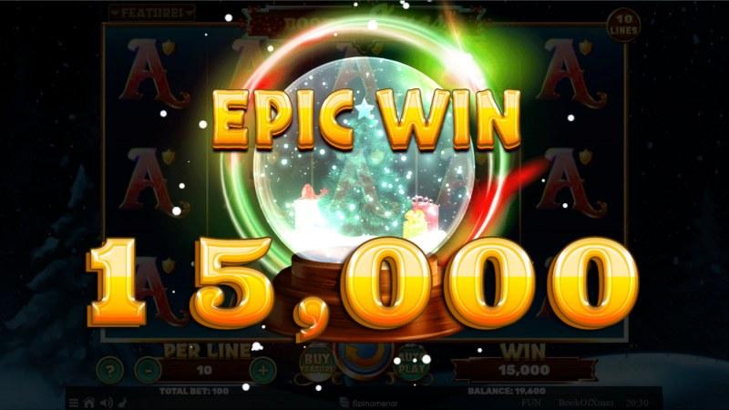 Book of Xmas :: Epic Win