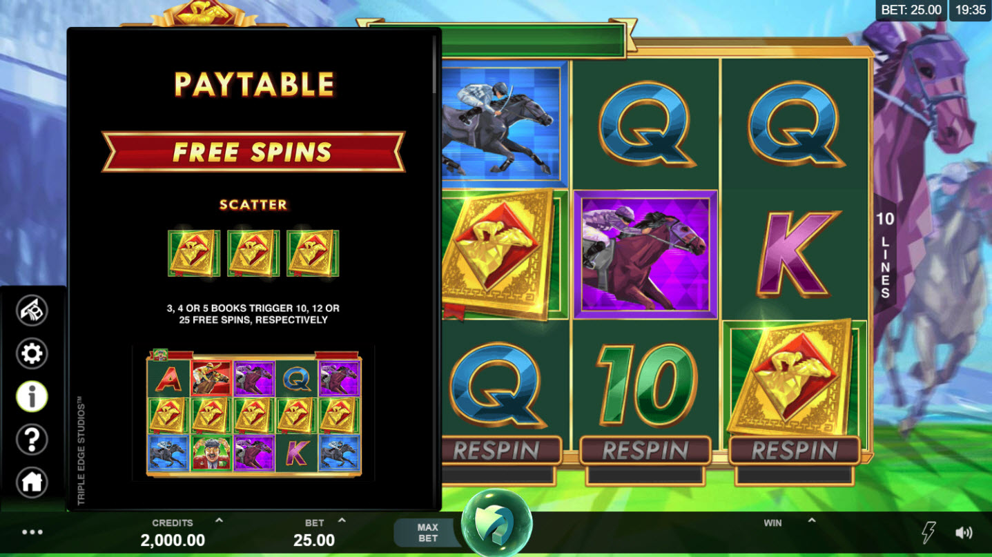 Play slots at Jackpot City: Jackpot City featuring the Video Slots Bookie of Odds with a maximum payout of $25,000