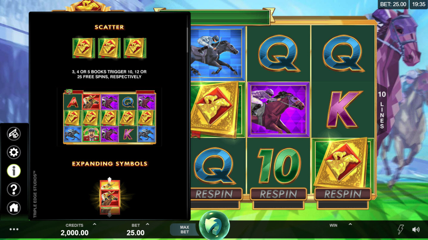 Play slots at House of Jack: House of Jack featuring the Video Slots Bookie of Odds with a maximum payout of $25,000