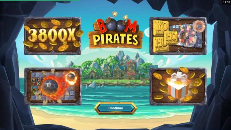Boom Pirates :: Introduction