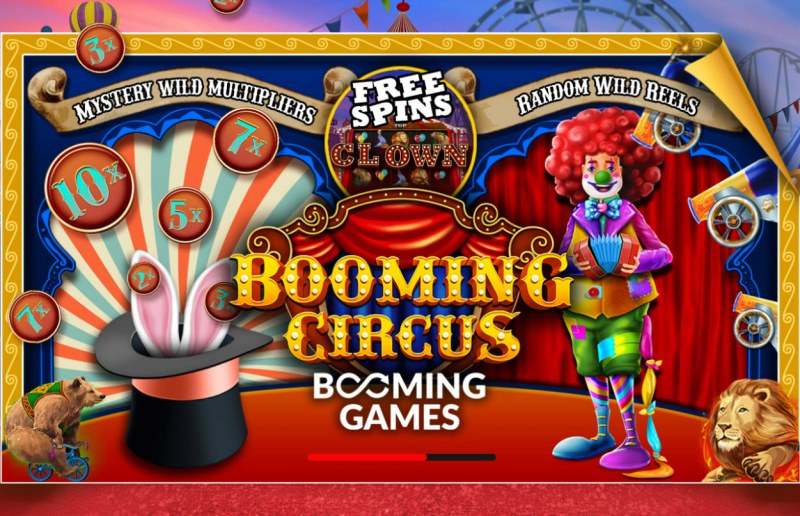 Booming Circus :: Introduction