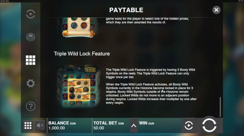 Booty Bay :: Feature Rules