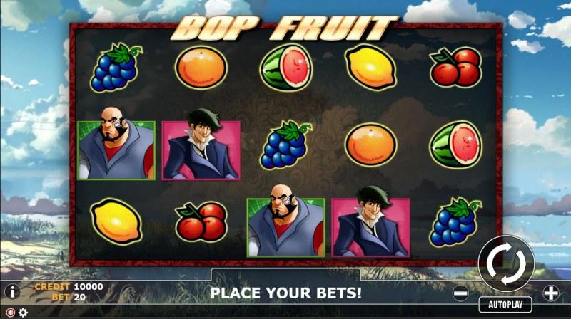 Bop Fruit :: Main Game Board