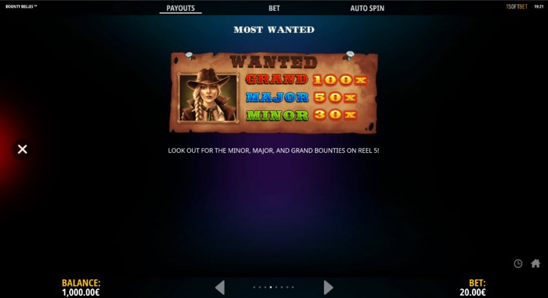 Bounty Belles :: Most Wanted