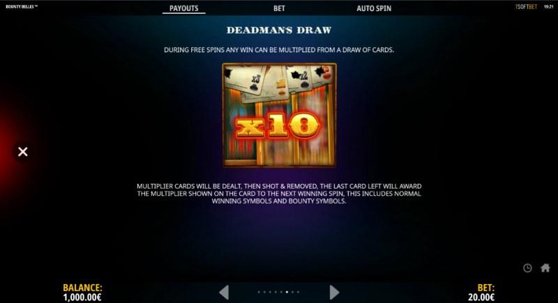 Bounty Belles :: Deadmans Draw