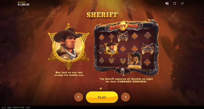 Bounty Raid :: Sheriff