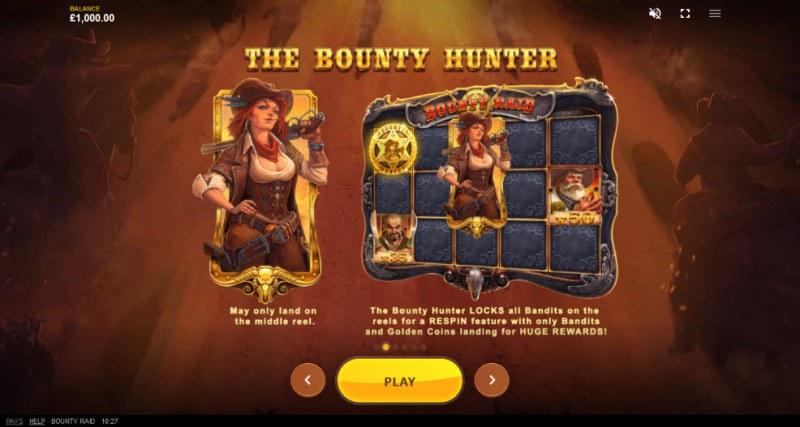 Bounty Raid :: The Bounty Hunter