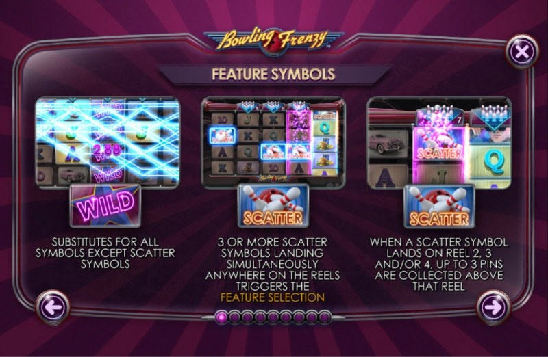 Bowling Frenzy :: Feature Rules