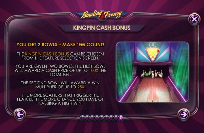 Bowling Frenzy :: Bonus Feature