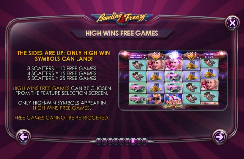 Bowling Frenzy :: Free Game Rules