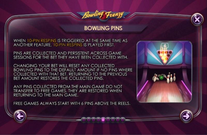 Bowling Frenzy :: Bowling Pins
