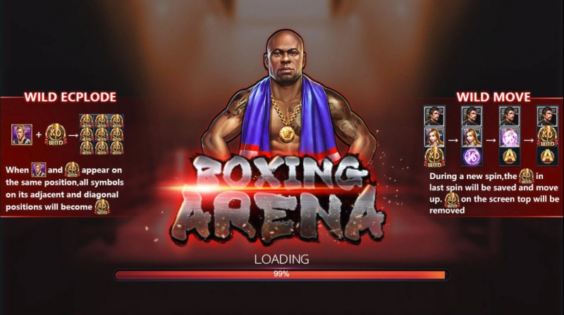Boxing Arena :: Introduction