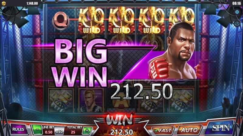 Boxing Arena :: Big Win