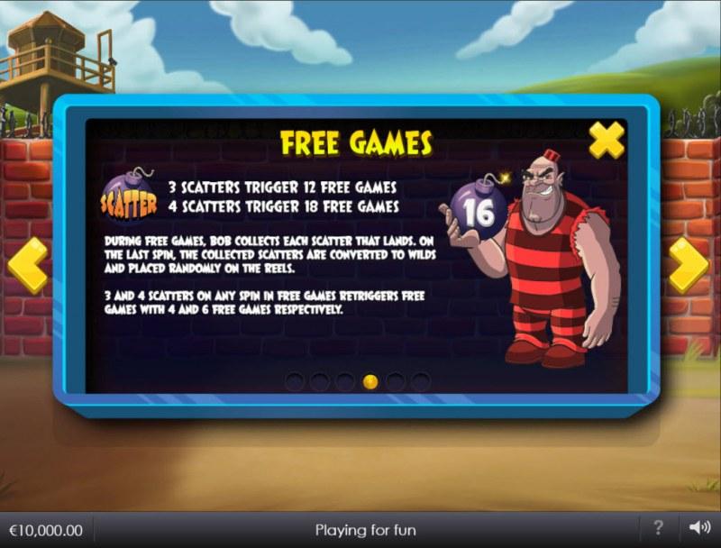 Breakout Bob :: Free Game Rules