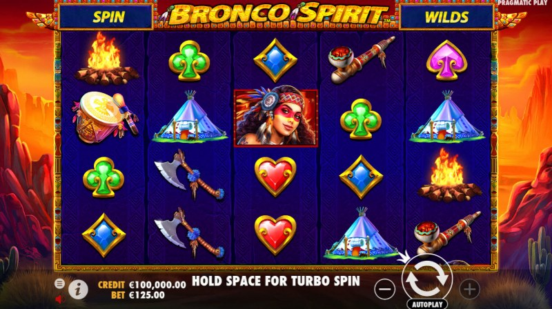 Bronco Spirit :: Main Game Board