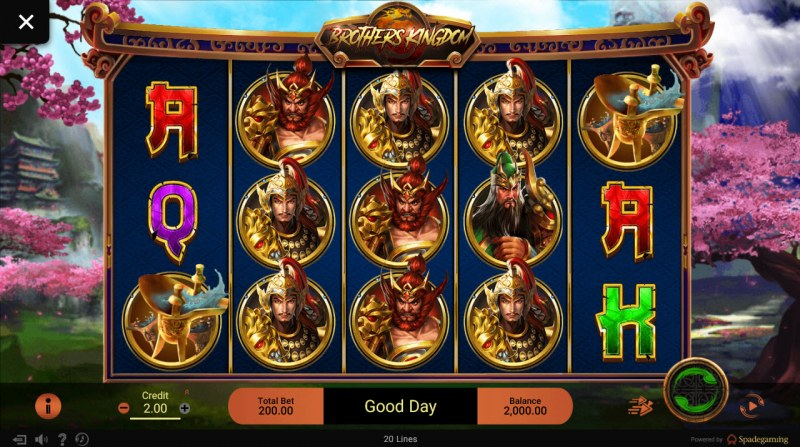 Brothers Kingdom :: Main Game Board