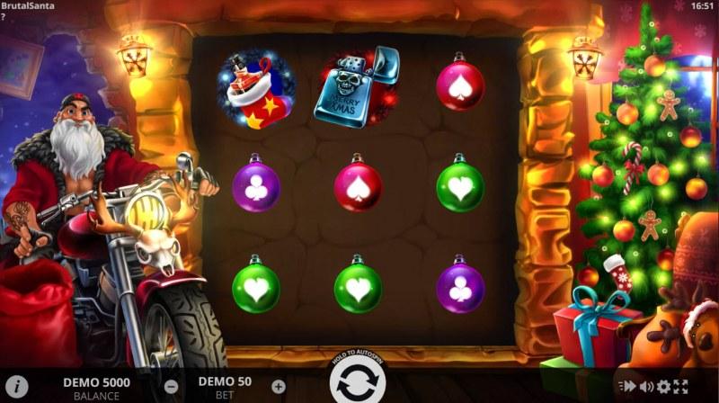 Brutal Santa :: Main Game Board