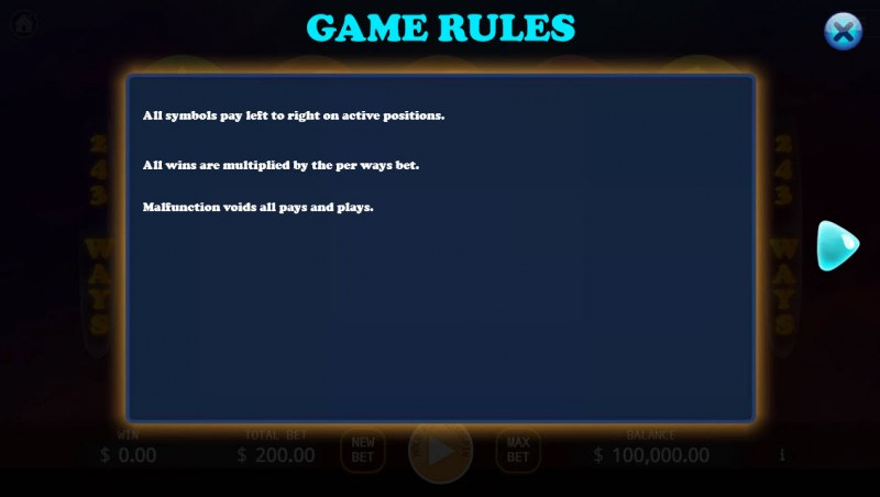 Bubble Double :: General Game Rules