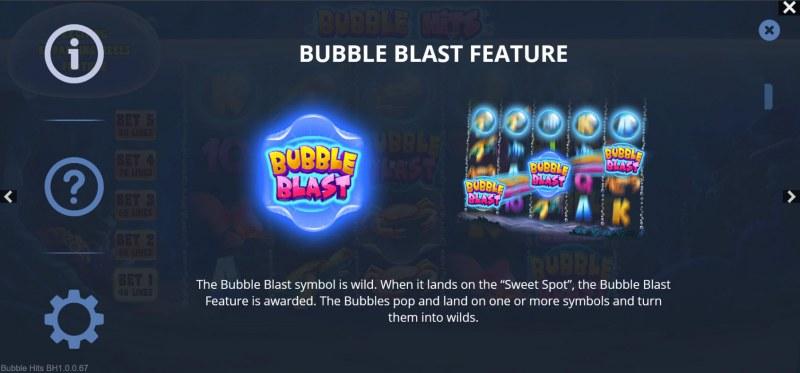 Bubble Hits :: Bubble Blast Feature