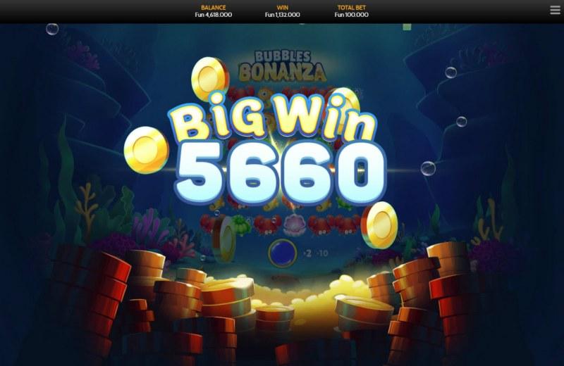 Bubbles Bonanza :: Big Win