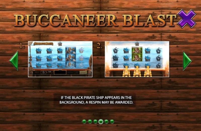 Buccaneer Blast :: Buccaneer Blast