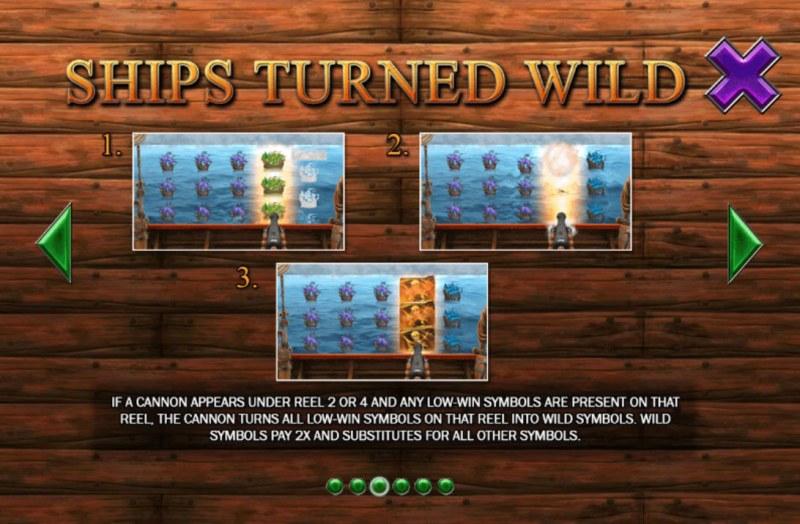 Buccaneer Blast :: Ships Turned Wild
