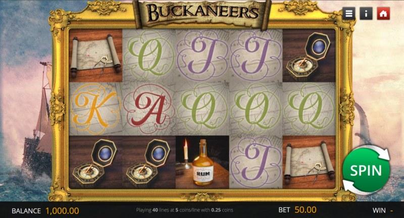 Buckaneers :: Main Game Board