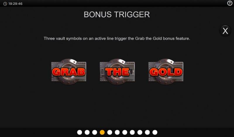 Bullion Bars Grab the Gold :: Bonus Tracker
