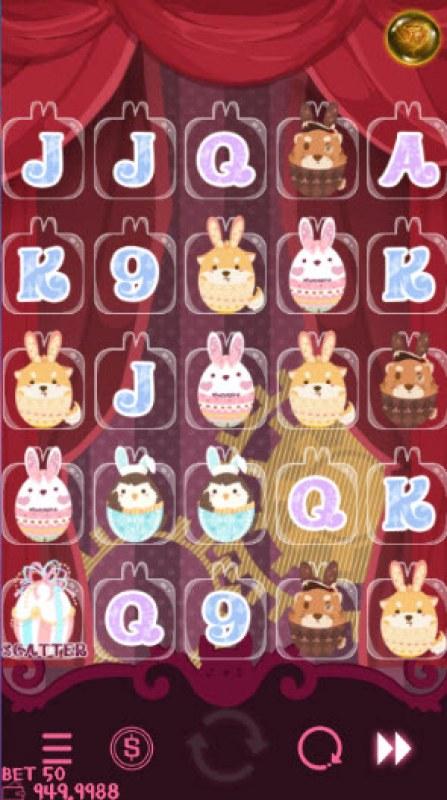 Bunny Circus :: Main Game Board