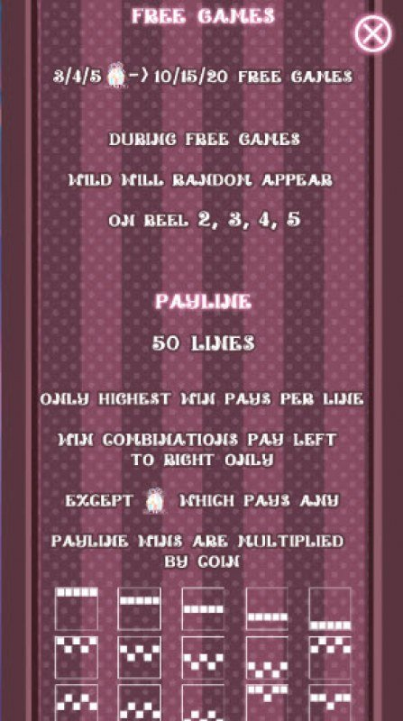 Bunny Circus :: Free Spins Rules