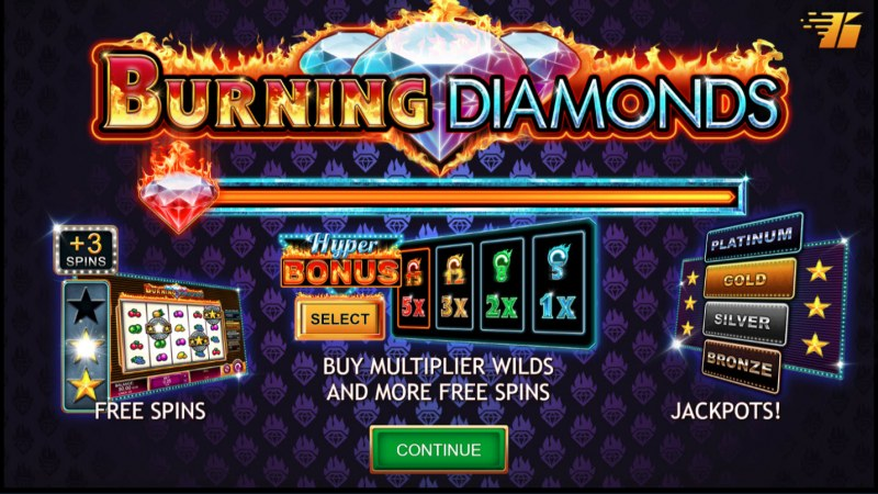 Burning Diamonds :: Introduction
