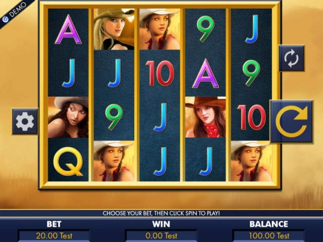 Jetbull featuring the Video Slots Belle's Bandits with a maximum payout of $20,000