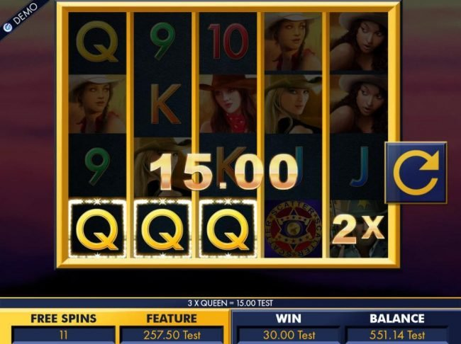 Guts featuring the Video Slots Belle's Bandits with a maximum payout of $20,000