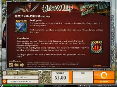 Casumo featuring the Video Slots Beowulf with a maximum payout of $5000.00