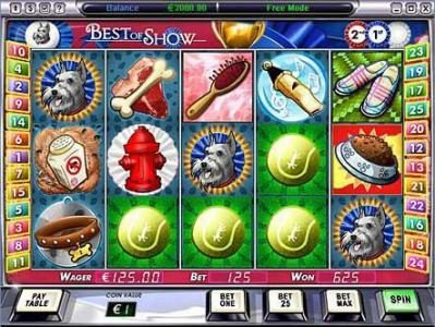 Play slots at Video Poker Classic: Video Poker Classic featuring the Video Slots Best Of Show with a maximum payout of $75,000