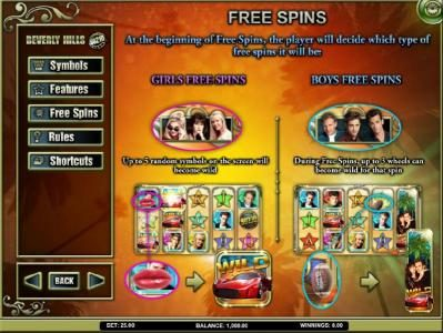 Play slots at Videoslots: Videoslots featuring the Video Slots Beverly Hills 90210 with a maximum payout of $250