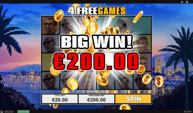 Play slots at Slotman: Slotman featuring the Video Slots Big Shots with a maximum payout of $819,200