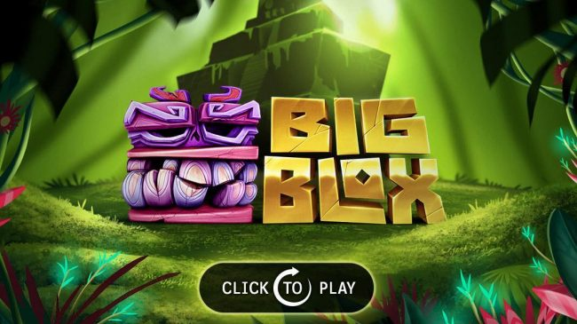 Go Wild featuring the Video Slots Big Blox with a maximum payout of $15,552