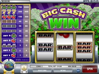 Big Cash Win ::