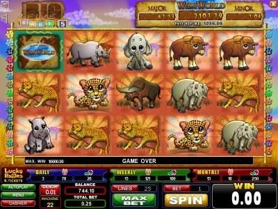 Play slots at Casinoval: Casinoval featuring the Video Slots Big Five Baby 5 with a maximum payout of $1,500
