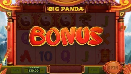 three ying and yang symbols trigger bonus feature