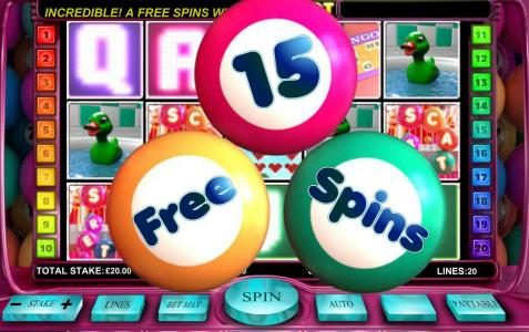 Gorilla featuring the Video Slots Bingo Slot with a maximum payout of $25,000