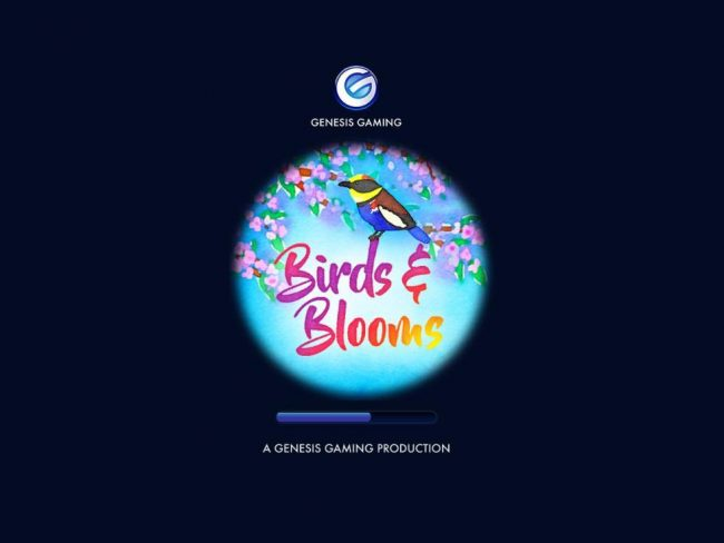 Bet At Casino featuring the Video Slots Birds & Blooms with a maximum payout of $100,000