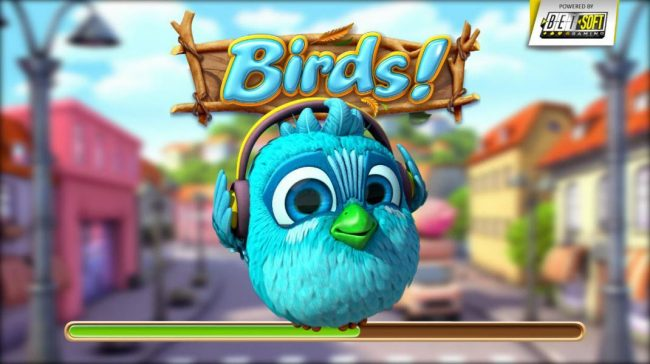 Play slots at Superbet Palace: Superbet Palace featuring the Video Slots Birds! with a maximum payout of $500