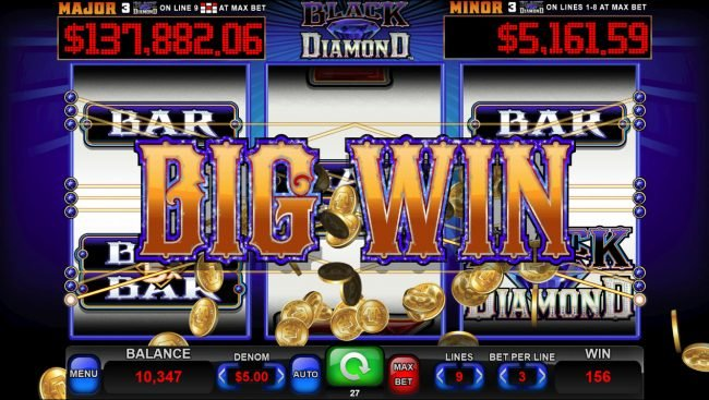 Black Diamond :: Big Win