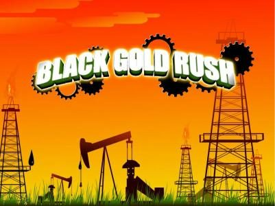 Mega Casino featuring the Video Slots Black Gold Rush with a maximum payout of $25,000